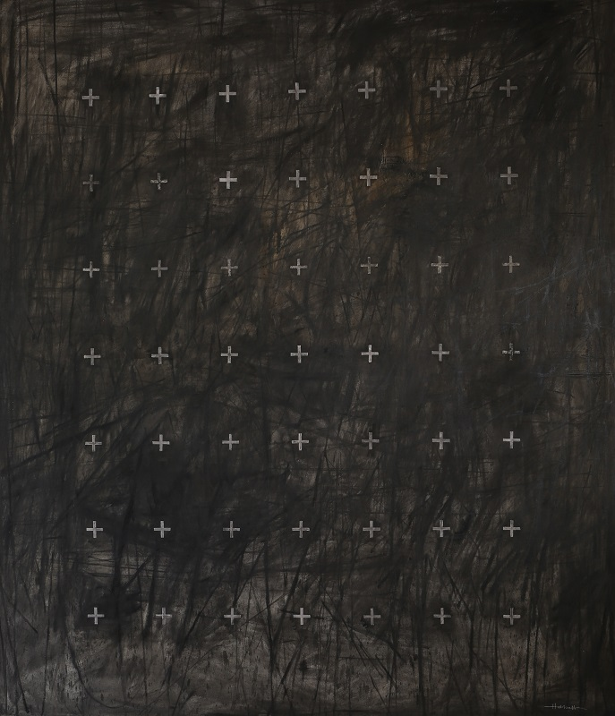 Patrick Dean Hubbell, Take A Moment To Realize The Structure Of The Night Sky, 2016