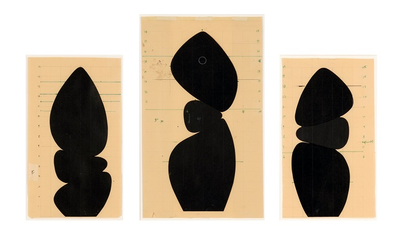 Christine Nofchissey McHorse, Untitled Drawing (Spacial Concerto), 2012