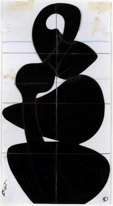 Christine Nofchissey McHorse, Untitled Drawing (Free Radical), 2012