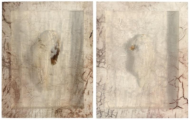 Sonya Kelliher-Combs, Remnant (White Wing), 2016