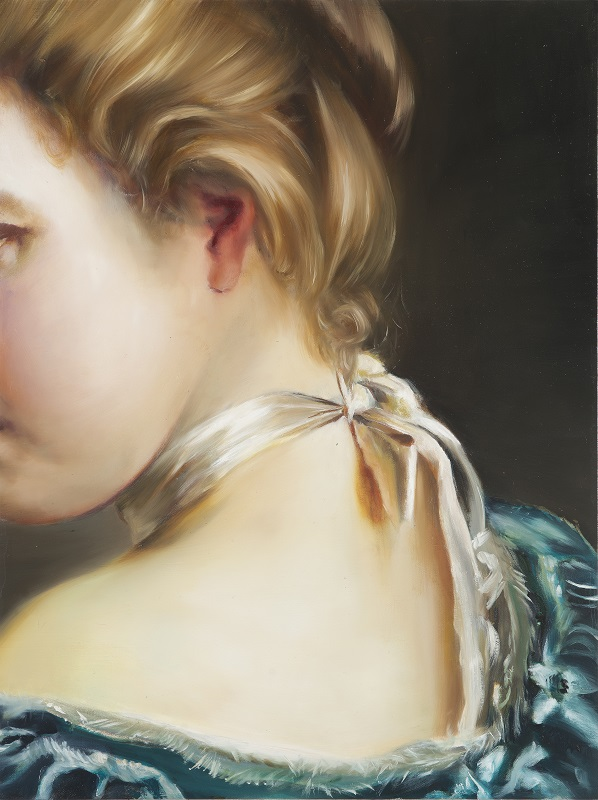 Angela Fraleigh, Constellations, 2015