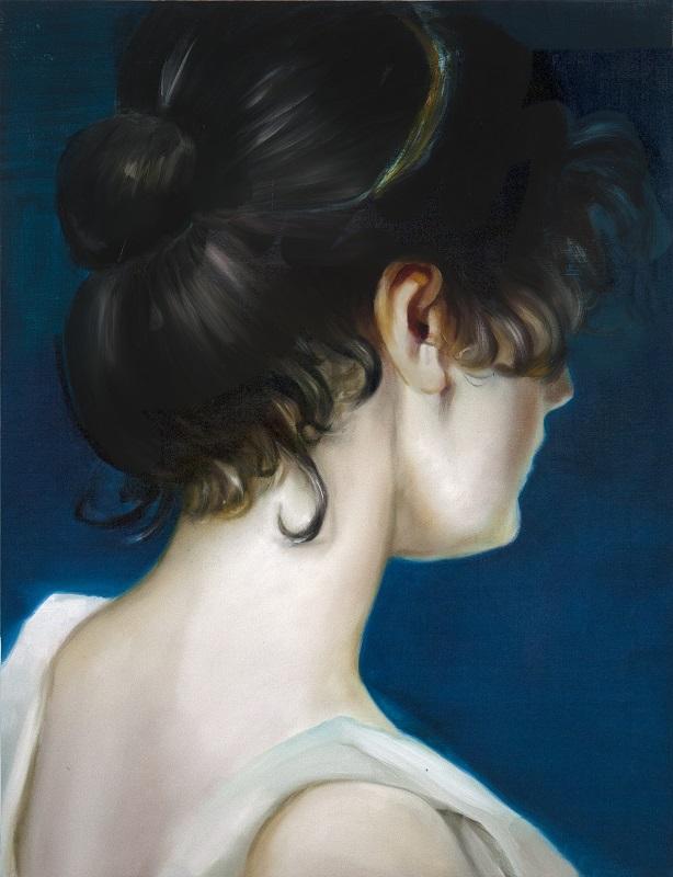 Angela Fraleigh, The rhythms of the stars, 2015