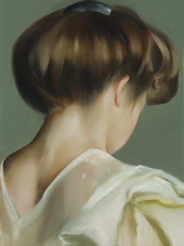 Angela Fraleigh, A chorus of reversals, 2015