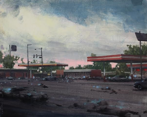 Daniel Sprick,  Federal Boulevard, 2016