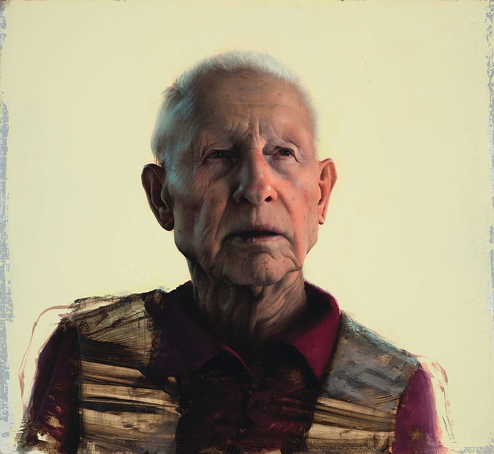 Daniel Sprick,  Julian at 100, 2012