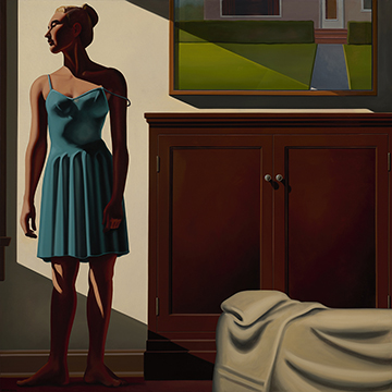Kenton Nelson, Window With a View