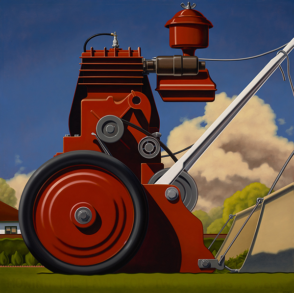 Kenton Nelson, For Industry's Sake