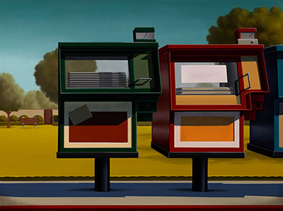 Kenton Nelson, Collection