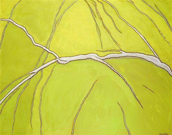 Spring – Stone Series #61, 1970