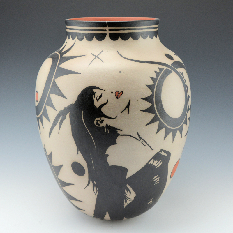 Blind Archer Water Jar, 2015