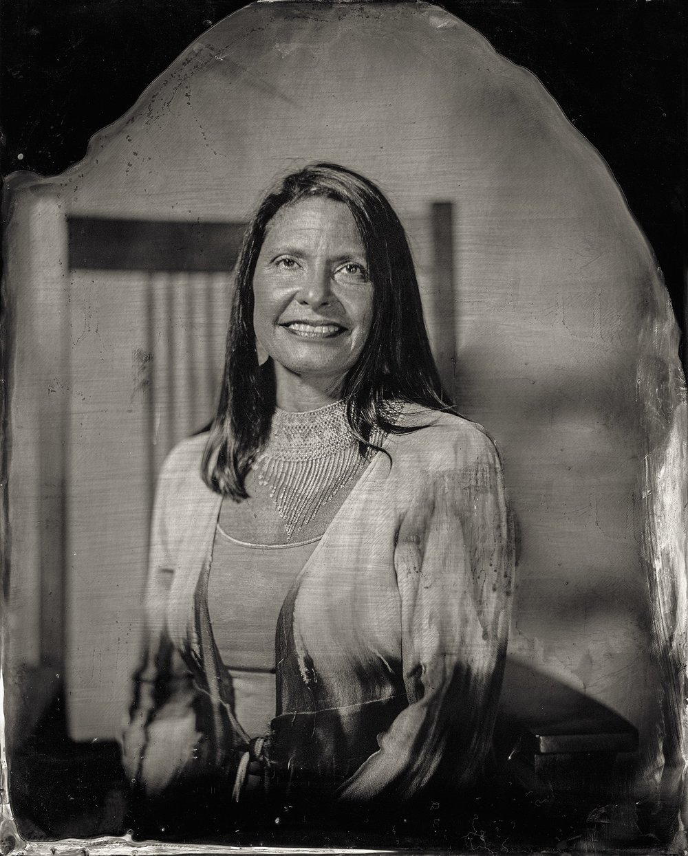 Will Wilson, Shoshana Wasserman, citizen of Muscogee (Creek) Nation and affiliated Thlopthlocco Tribal Town, 2016