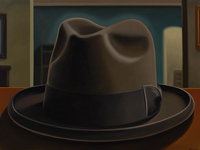 A Hat for Mr. Harris, 2014