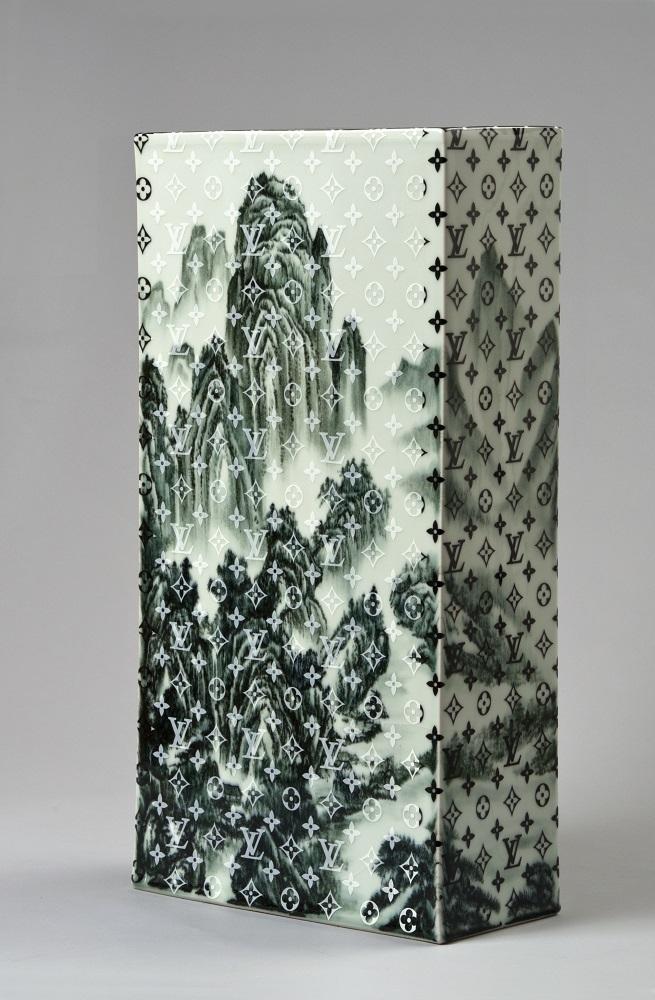 Chinese Landscape III, 2014
