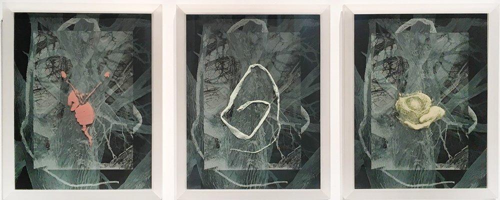 Joan's Arc Triptych, 1996