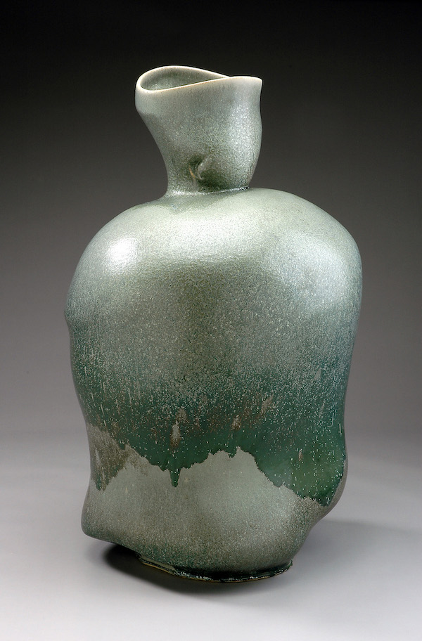 Chris Gustin, Vessel with Neck, 2008