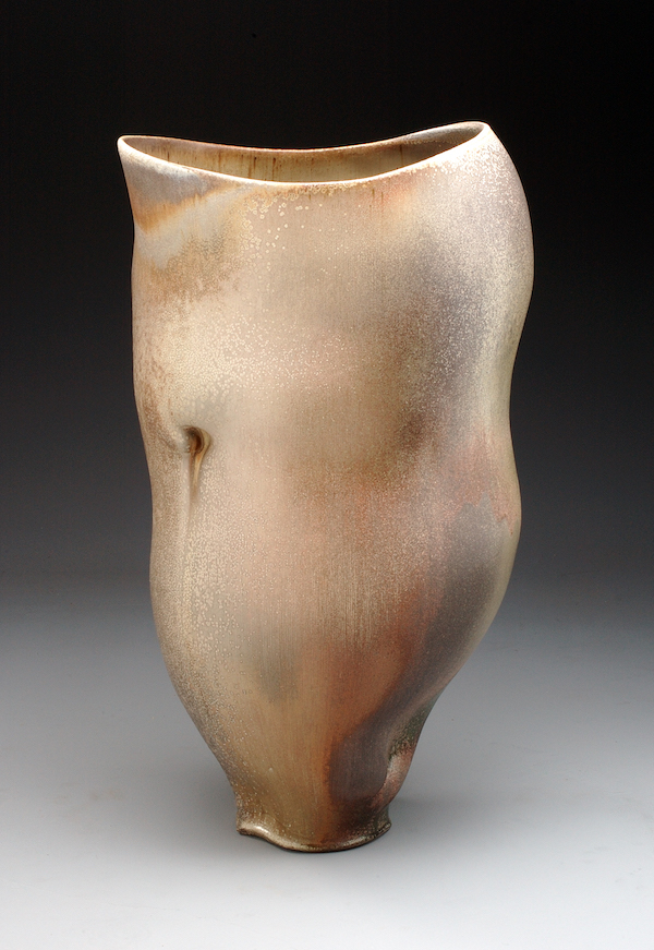 Chris Gustin, Vessel with Dimple, 2009