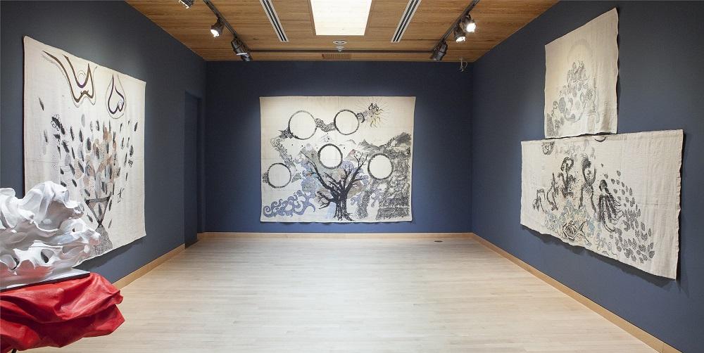 Bjorn Amelan | Seven Paintings, One Sculpture