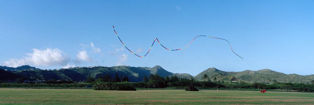 Kite #1, Sandy Beach, Oahu, 2005