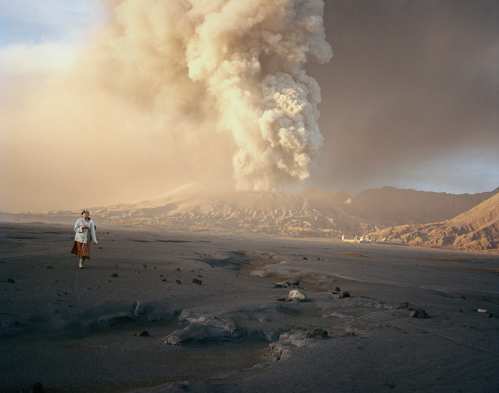 Mt. Bromo, Lelani at Dawn, 1/7, 2012-2015