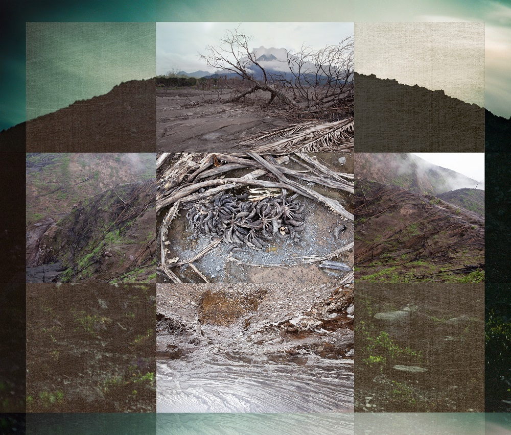 Pyroclastic Remains, 1/3, 2012-2015