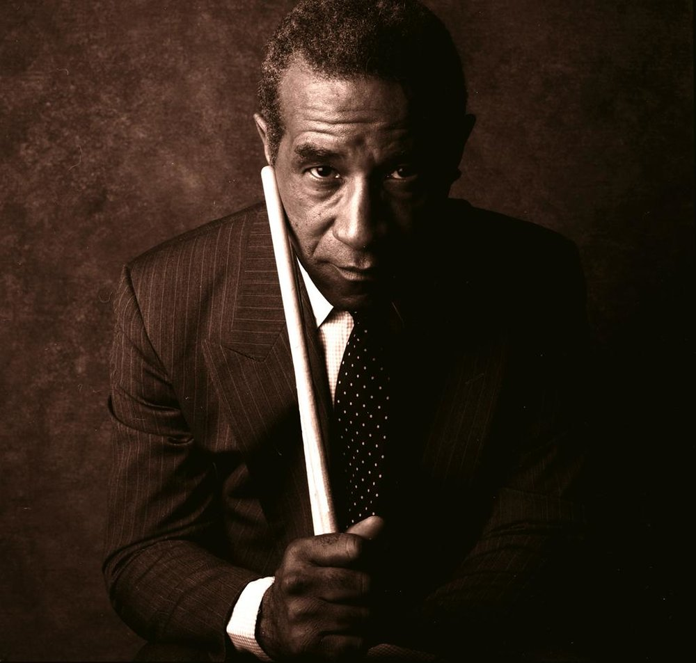 Max Roach, Drummer New York City, 1999