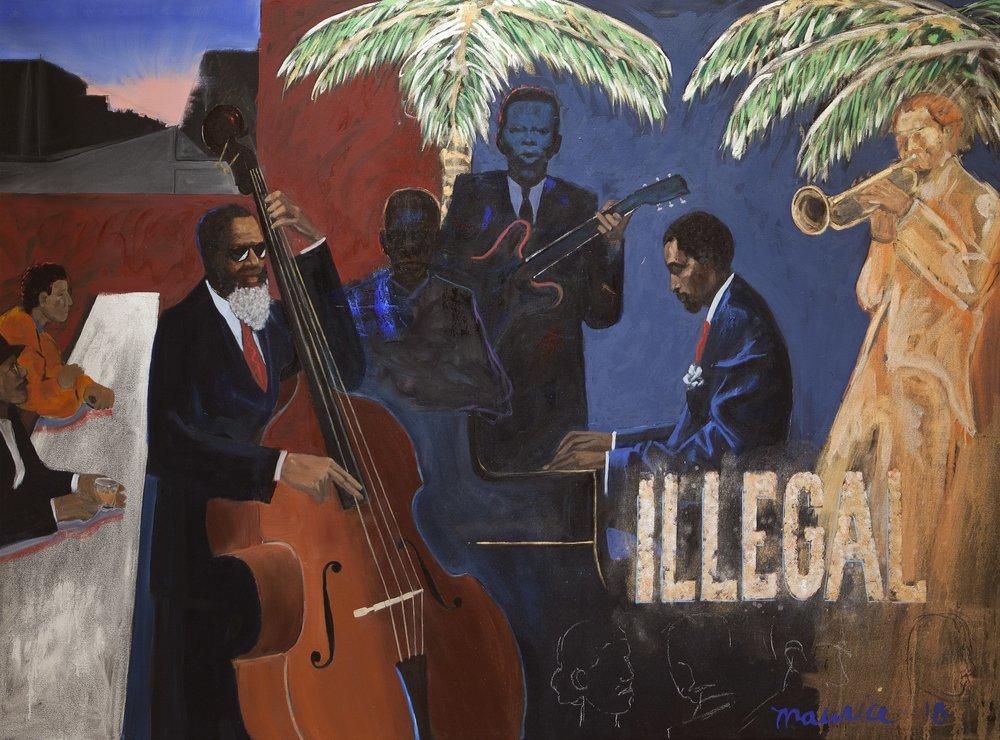 Illegal, 2018