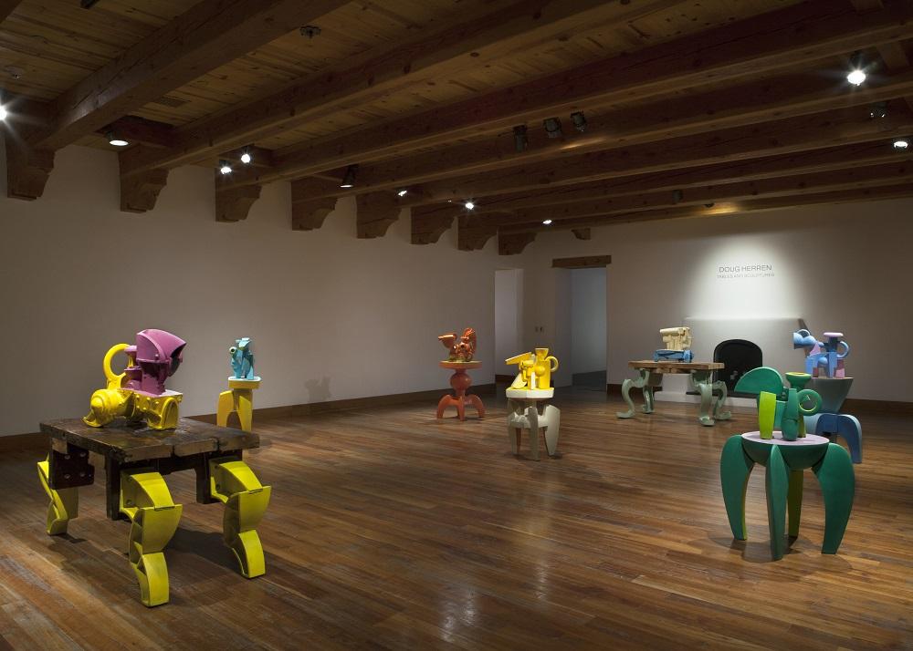 Doug Herren | Tables and Sculptures