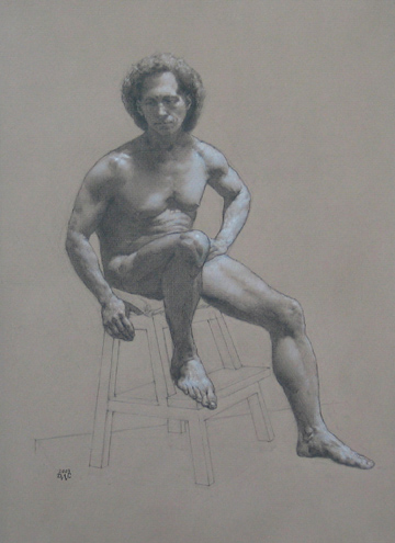 Paul Seated