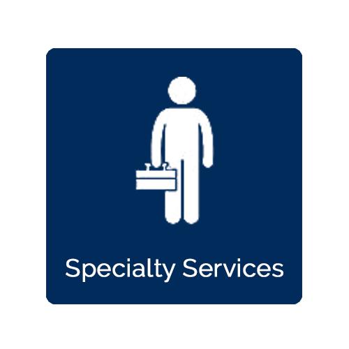 Specialty Services