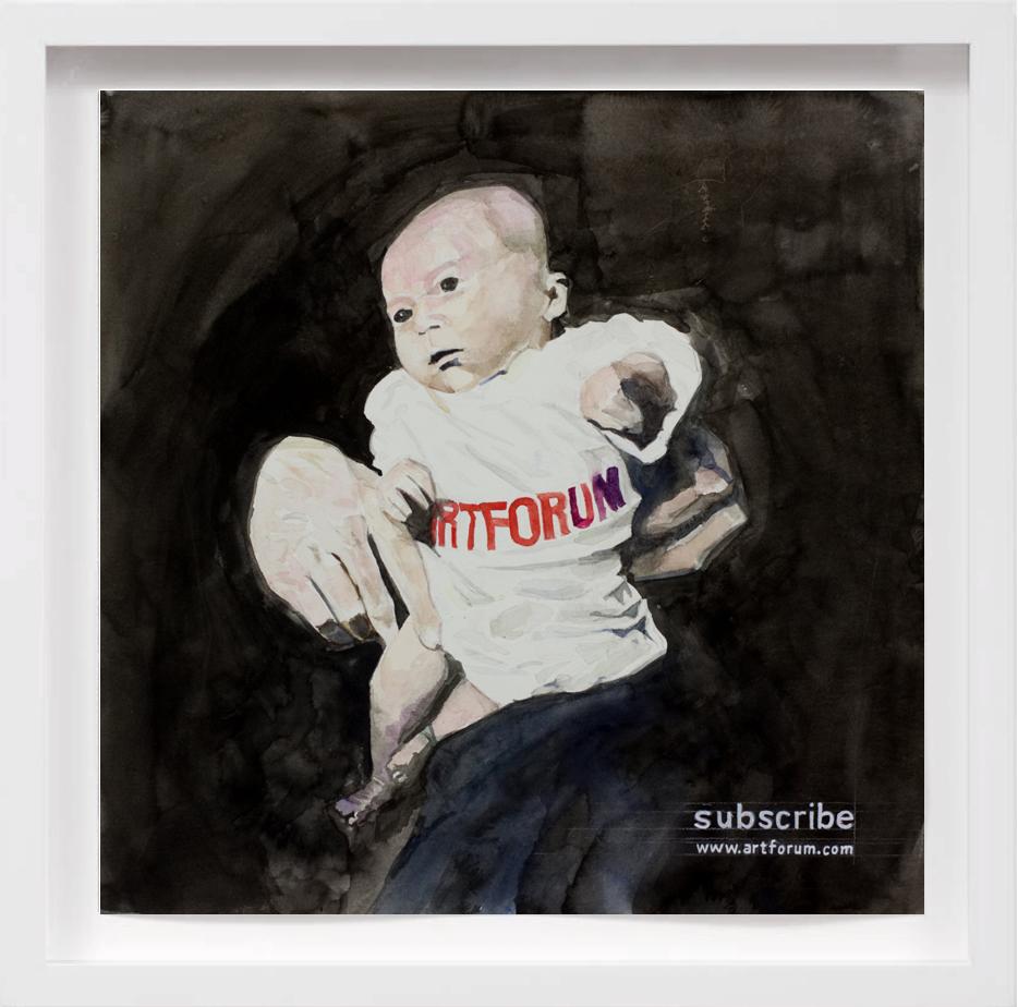 Artforum (2000)    2017,  SOLD