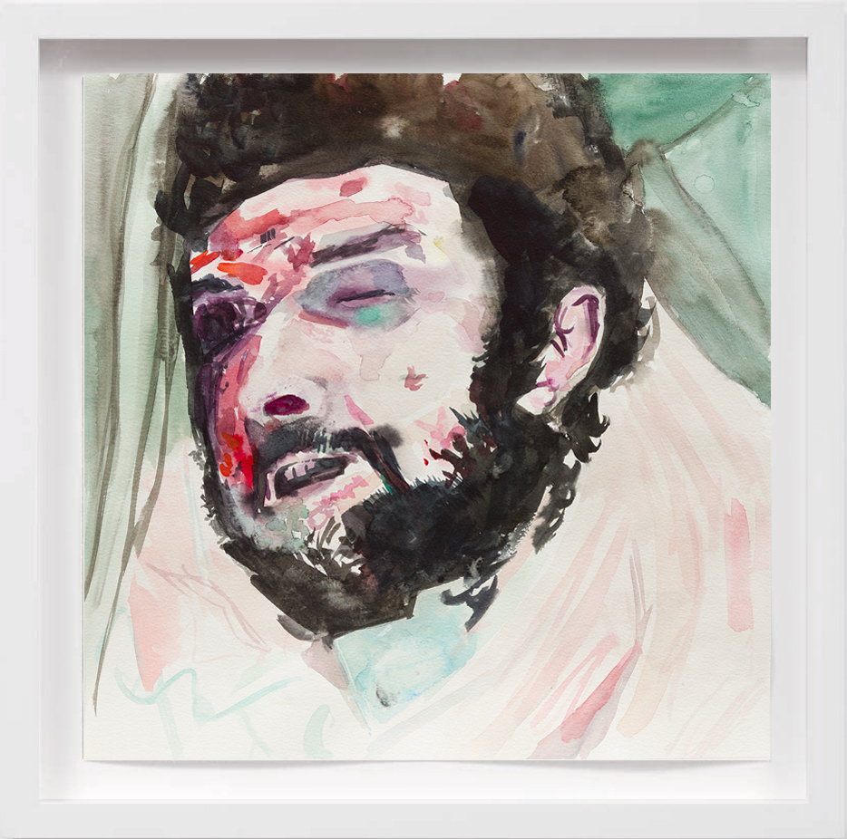 Qusay Hussein's Corpse (2003)     2017,  SOLD