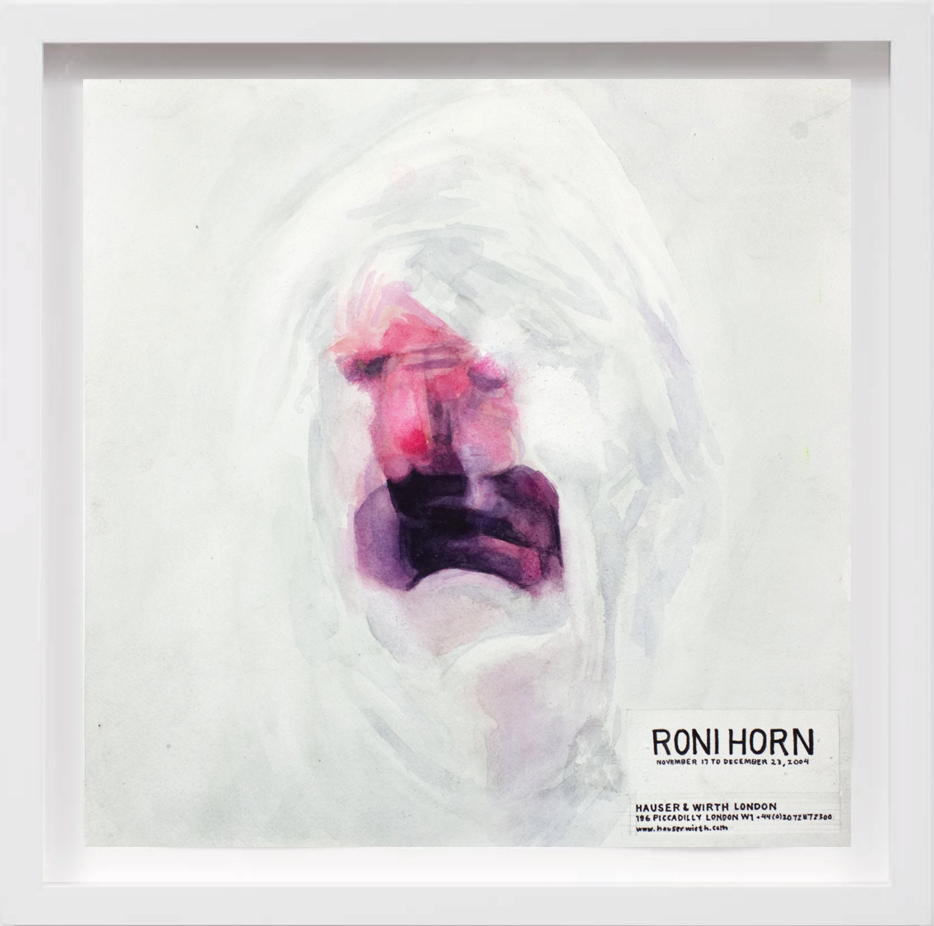 Roni Horn (2004)   2017, Available
