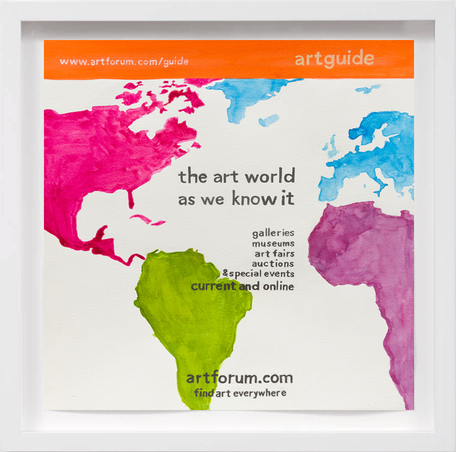 The art world as we know it (2006)   2017, Available