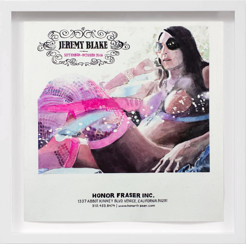 Jeremy Blake (2006)   2017,  SOLD