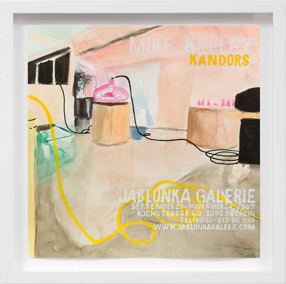 Kandors Mike Kelly (2007)   2017,  SOLD