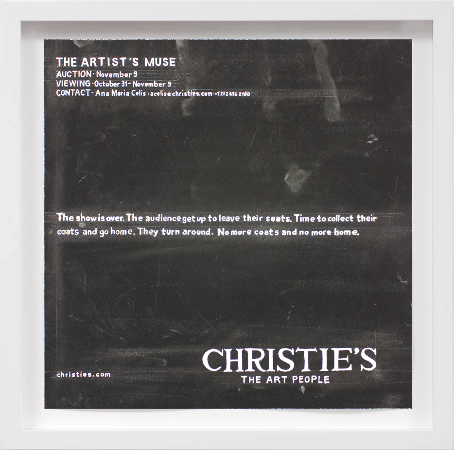Christie's (2013)   2018, Available