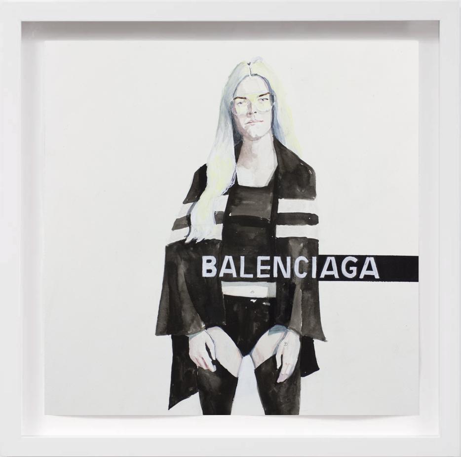 Balenciaga (2022)   2018,  SOLD