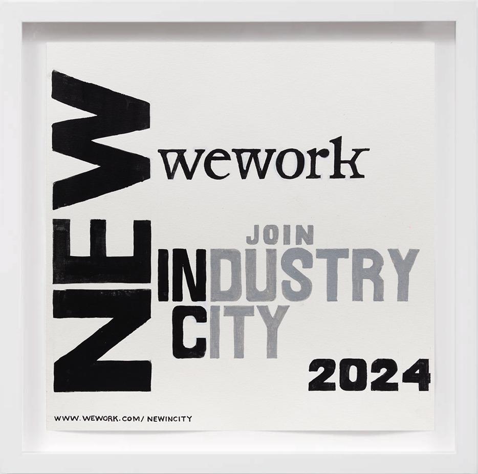 WeWork (2024)   2018,  SOLD