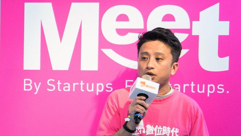 陳凱爾  數位時代 Meet創業聚落 社群行銷總監