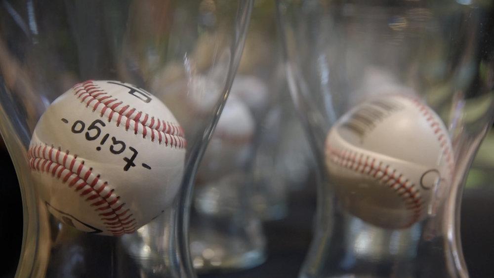 1 顆棒球 - 參與 PitchCamp 的新創公司無需繳交任何費用,僅需以象徵 Pitch 的一顆棒球作為入場券。