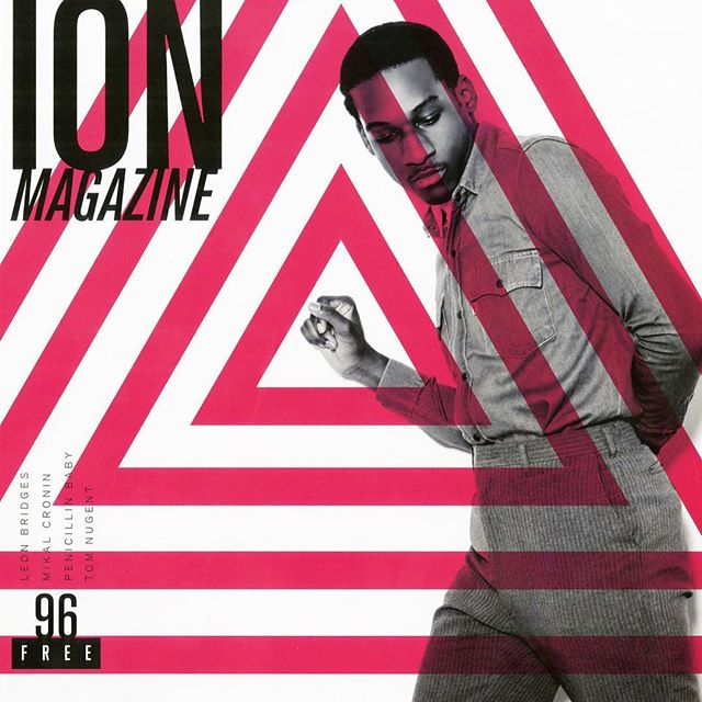@leonbridgesofficial for @ionmagazine queens, ny — july 2015