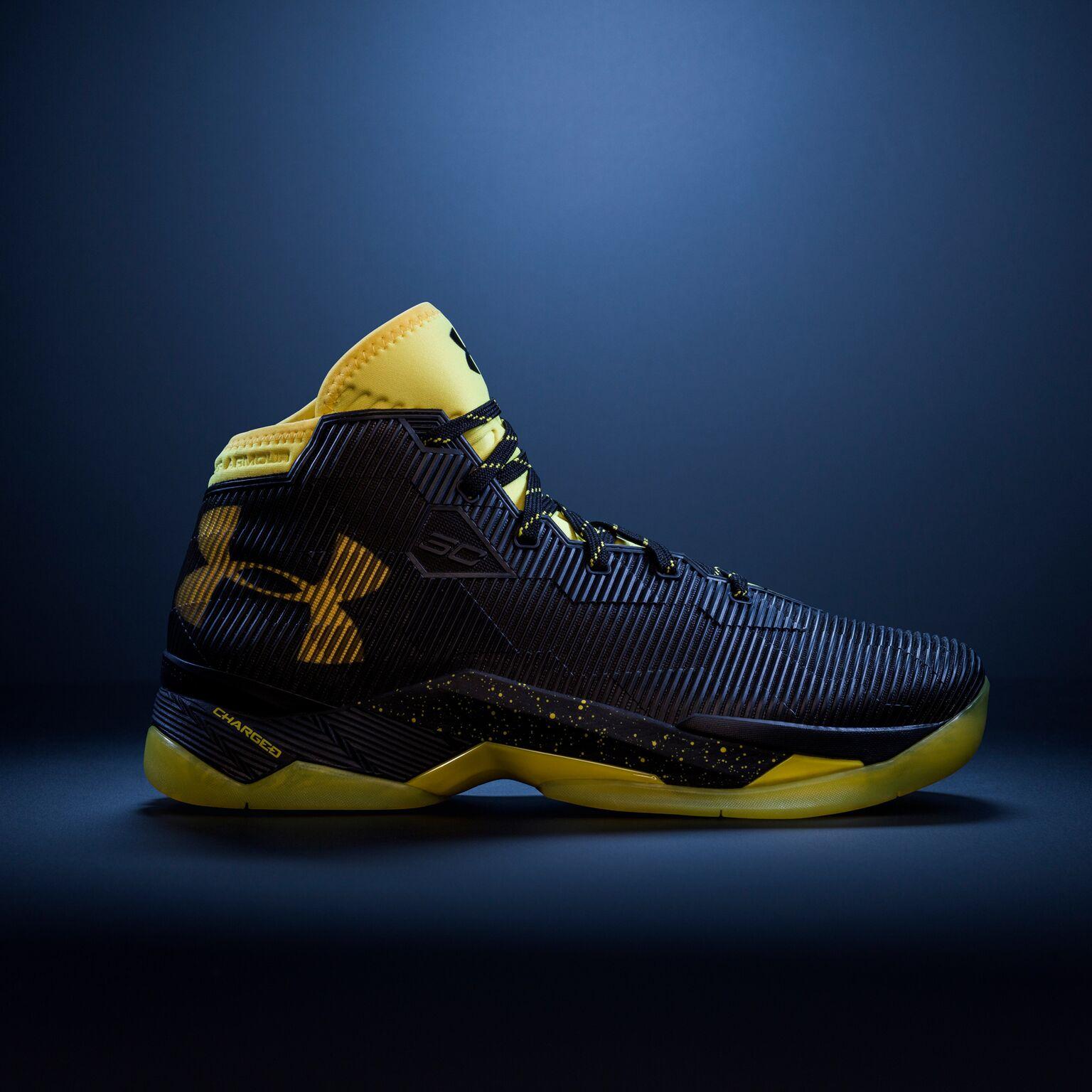 2880a54fea19 Steph Curry 2.5 Yellow Black — Urbane Legend