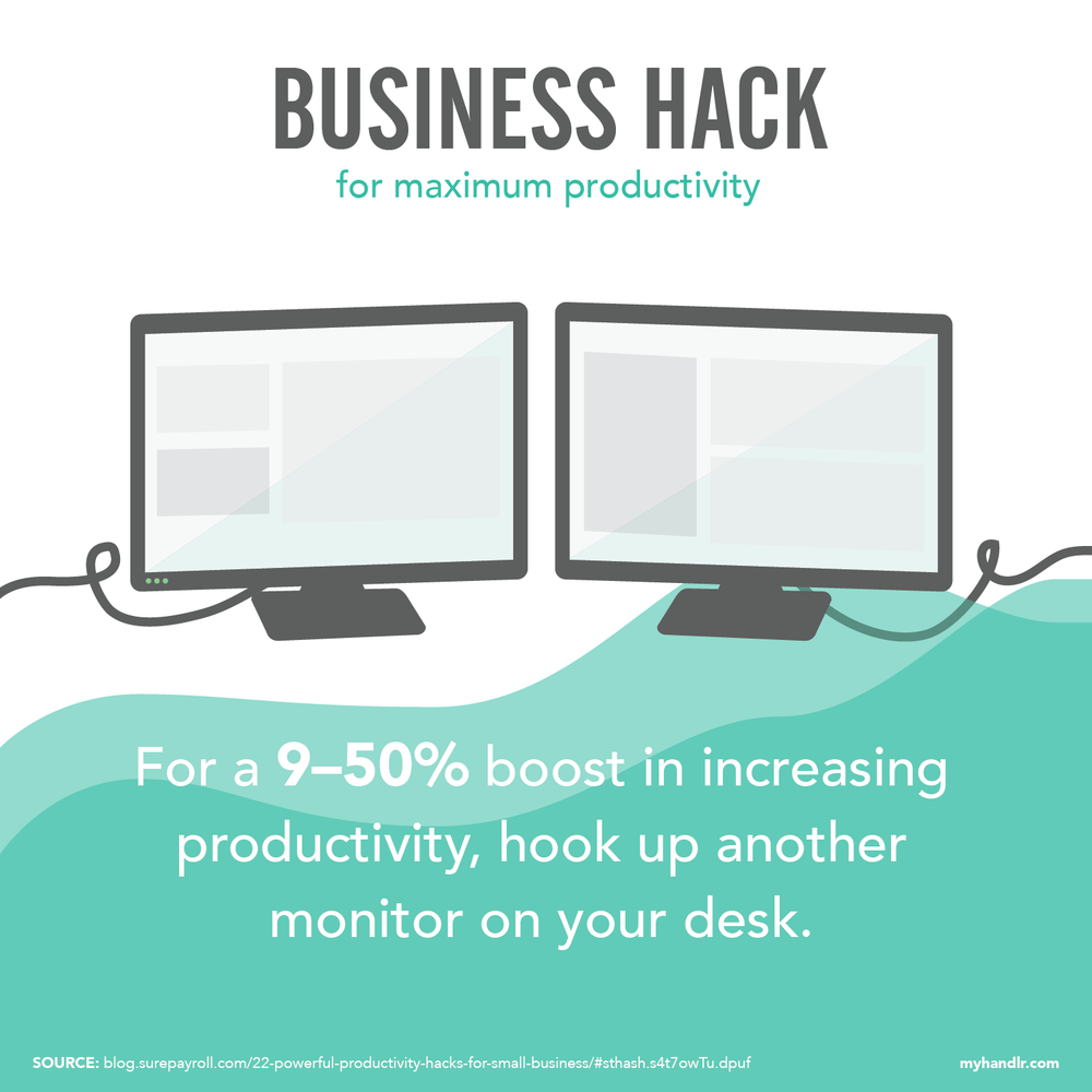 Life Hack Business Productivity