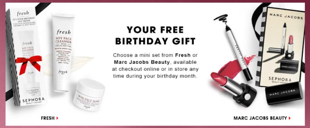 Sephora Beauty Insider Birthday Gifts 2016 Price Breakdown