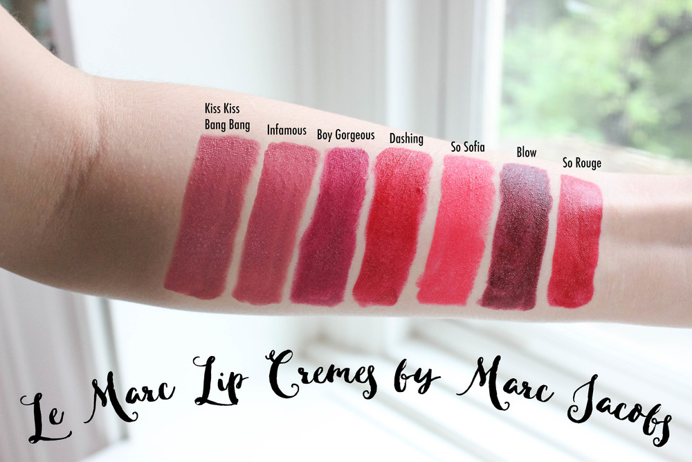Le Marc Lip Creme Lipstick by Marc Jacobs Beauty #20
