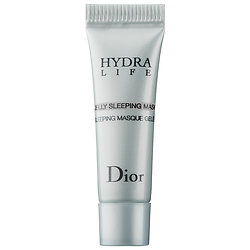 Dior Hydra Life Jelly Sleeping Mask deluxe sample  0.10 oz $3.83  Code: LETSMASK Released: 5/18/16   Full Size 1.8 oz $69