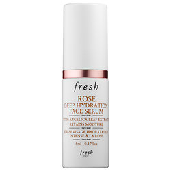 Fresh Rose Deep Hydration Face Serum deluxe sample  0.17 oz $9.35  Code: SOFRESH Released: 5/17/16   Full Size 1 oz $55