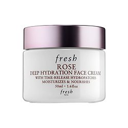 Fresh Rose Deep Hydration Face Cream deluxe sample  0.24 oz $6  Code: SOFRESH   Full Size 1.6 oz $40