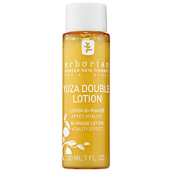 Erborian Yuza Double Lotion deluxe sample  1 oz $5.63  Code: YUZAYUZA Released: 5/12/16   Full Size 6.4 oz $36