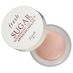 Fresh Sugar Nourishing Lip Balm Advanced Therapy deluxe sample  0.1 oz $12.50  Code: SUGAR Released: 5/25/16   Full size 0.24 oz $30